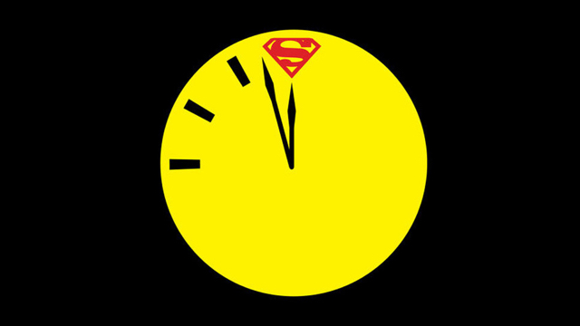 The actual DC doomsday clock