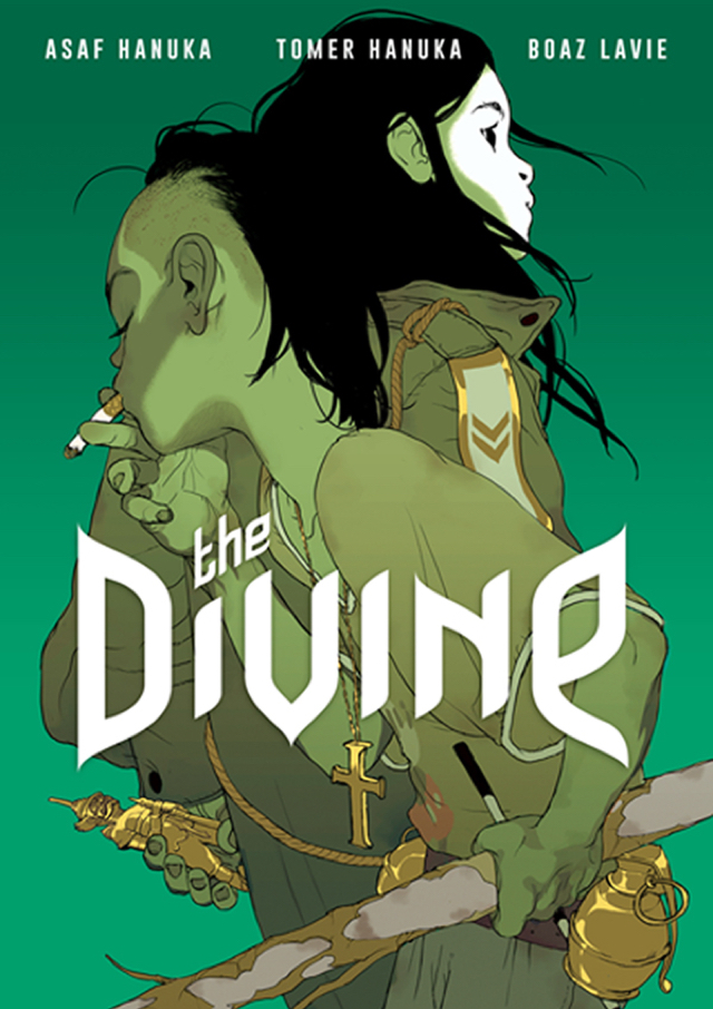 The Divine OGN cover