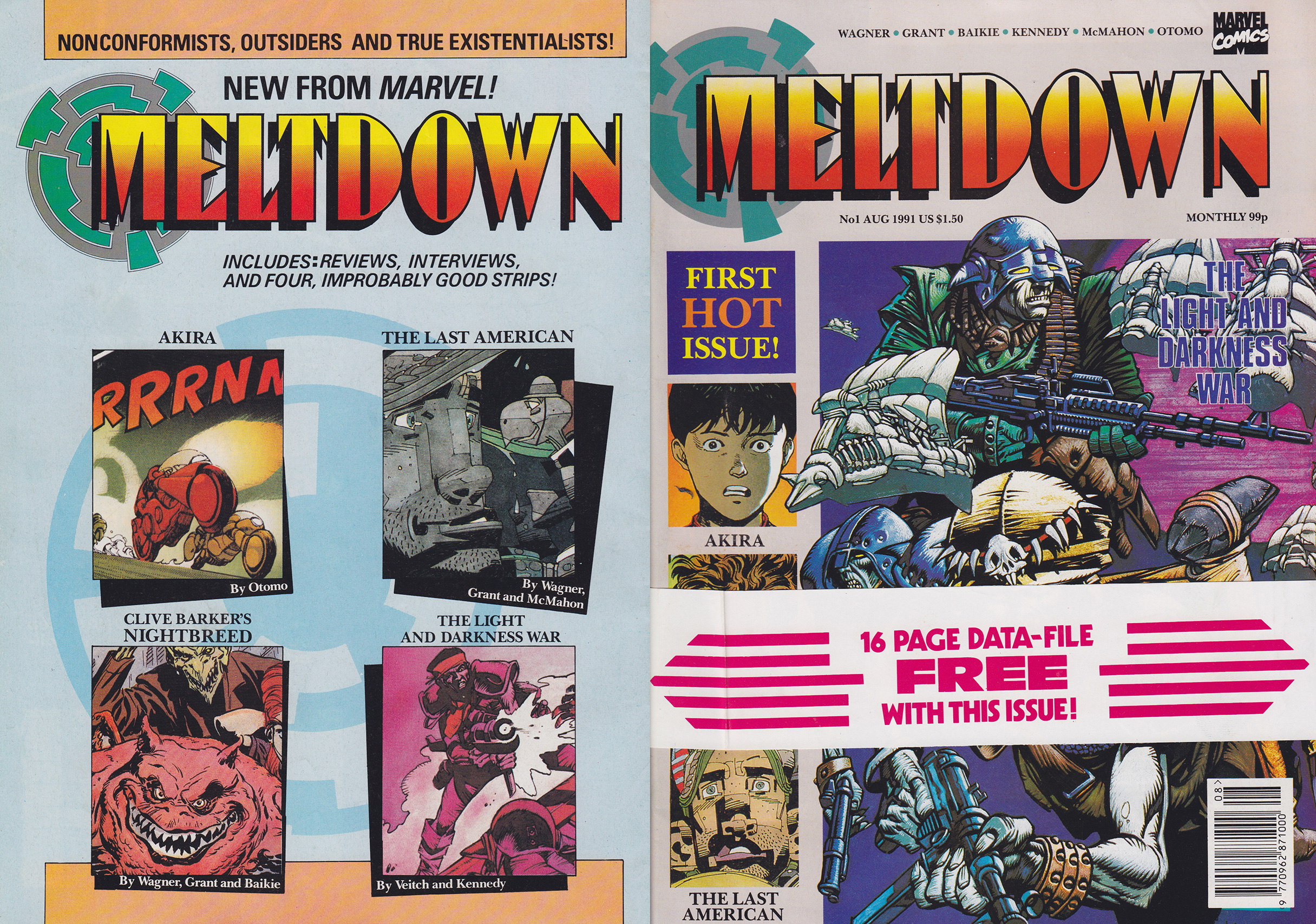 Straight from the 90s, it's Meltdown